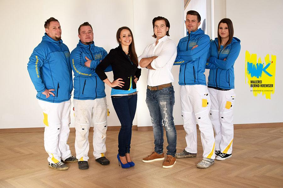 Team Malerei Kremser